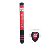 Nebraska Cornhuskers Golf Putter Grip