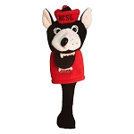North Carolina State Wolf Pack Mascot Golf Head Cover