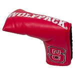 North Carolina State Wolf Pack Vintage Blade Golf Putter Cover