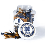 Notre Dame Fighting Irish Golf 175 Tee Jar