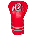 Ohio State Buckeyes Vintage Golf Driver Head Cover