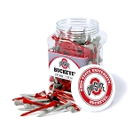 Ohio State Buckeyes Golf 175 Tee Jar