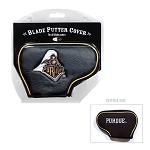 Purdue Boilermakers Blade Golf Putter Cover