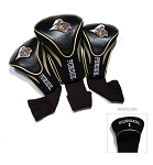 Purdue Boilermakers Golf Contour 3 pack Head Covers