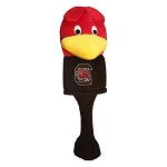 South Carolina Gamecocks Mascot Golf Head Cover