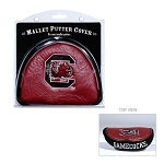 South Carolina Gamecocks Mallet Golf Putter Cover