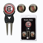 South Carolina Gamecocks Golf Divot Tool Set