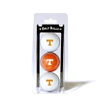 Tennessee Volunteers Golf Ball Clamshell