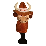 Texas Longhorns Mascot Golf Head Cover