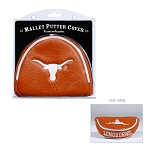 Texas Longhorns Mallet Golf Putter Cover