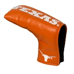 Texas Longhorns Vintage Blade Golf Putter Cover