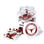 Texas Longhorns Golf 175 Tee Jar