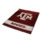 Texas A&M Aggies Woven Golf Towel