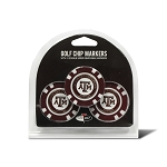 Texas A&M Aggies Golf 3 Pack Poker Chip