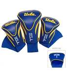 UCLA Bruins Golf Contour 3 pack Head Covers