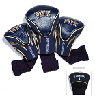 Pittsburgh Panthers Golf Contour 3 pack Head Covers