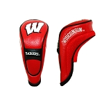 Wisconsin Badgers Hybrid Golf Head Cover