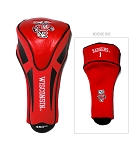 Wisconsin Badgers Apex Golf Driver Head Cover