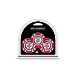Wisconsin Badgers Golf 3 Pack Poker Chip