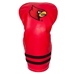 Louisville Cardinals Vintage Golf Driver Head Cover