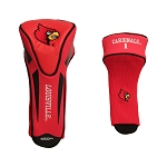 Louisville Cardinals Apex Golf Driver Head Cover