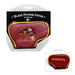 Minnesota Golden Gophers Blade Golf Putter Cover
