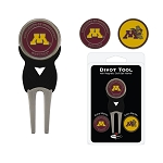 Minnesota Golden Gophers Golf Divot Tool Set