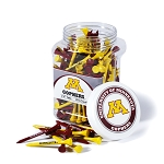 Minnesota Golden Gophers Golf 175 Tee Jar