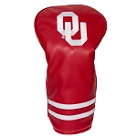 Oklahoma Sooners Vintage Golf Driver Head Cover