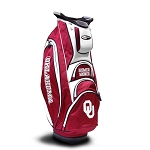 Oklahoma Sooners Victory Golf Cart Bag