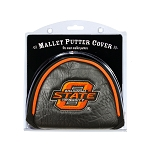 Oklahoma State Cowboys Mallet Golf Putter Cover