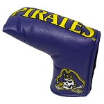 East Carolina Pirates Vintage Blade Golf Putter Cover