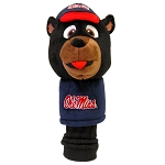 Mississippi Rebels Mascot Golf Head Cover
