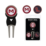 Mississippi Rebels Golf Divot Tool Set