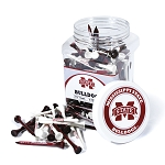 Mississippi State Bulldogs Golf 175 Tee Jar