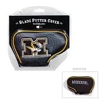 Missouri Tigers Blade Golf Putter Cover
