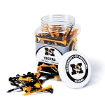 Missouri Tigers Golf 175 Tee Jar