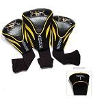 Missouri Tigers Golf Contour 3 pack Head Covers