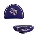 Stephen F. Austin Lumberjacks Mallet Golf Putter Cover