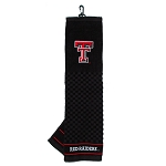 Texas Tech Red Raiders Embroidered Golf Towel