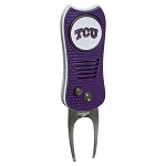 Texas Christian University Horned Frogs Golf SwitchFix Divot Tool