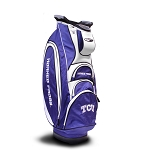 Texas Christian University Horned Frogs Victory Golf Cart Bag