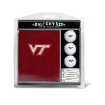 Virginia Tech Hokies Embroidered Golf Gift Set