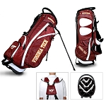 Virginia Tech Hokies Golf Fairway Stand Bag