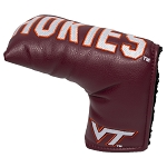 Virginia Tech Hokies Vintage Blade Golf Putter Cover