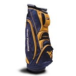 West Virginia Mountaineers Victory Golf Cart Bag
