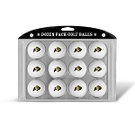 Colorado Buffalos Dozen Pack Golf Balls