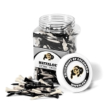 Colorado Buffalos Golf 175 Tee Jar