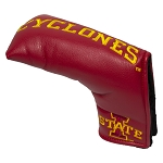 Iowa State Cyclones Vintage Blade Golf Putter Cover