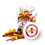 Iowa State Cyclones Golf 175 Tee Jar